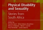 New Open Access Book - Physical Disability and Sexuality